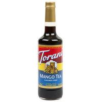 Torani 750 mL Mango Tea Flavoring / Fruit Syrup