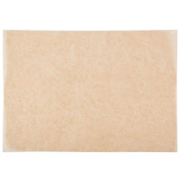 Bagcraft Papercon 030008 EcoCraft Bake 'N' Reuse 12 inch x 16 inch Half Size Parchment Paper Pan Liner - 1000/Case