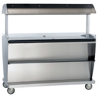 Alto-Shaam ITM2-72/STD Island Hot Food Takeout Merchandiser - 72 inch