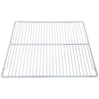 Turbo Air KR29000100 White Coated Wire Shelf - 15 1/4 inch x 20 inch