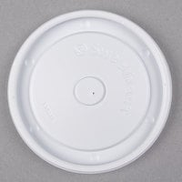 Dart Solo LVS512-0007 Bare 12 oz. Container Lid - 1200/Case