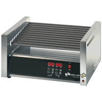 Star Grill-Max Pro 30STE 30 Hot Dog Roller Grill with Electronic Controls and Staltek Non-Stick Rollers