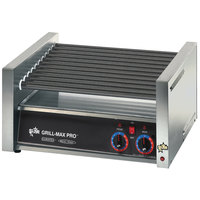 Star Grill-Max Pro 30ST 30 Hot Dog Roller Grill with Analog Controls and StalTek Non-Stick Rollers