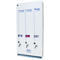 Rochester Midland RMC J10 25191200 $.25 Sanitary Napkin / Tampon Dispenser