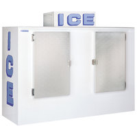 Polar Temp 1000AD Auto Defrost Outdoor Ice Merchandiser - 100 cu. ft.