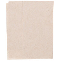 Kraft Natural Full-Fold Dispenser Napkin - 6000 / Case