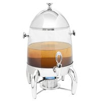 Eastern Tabletop 7592 2 Gallon Stainless Steel Hot Beverage Dispenser