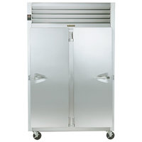 Traulsen G22011 52 inch G Series Two Section Solid Door Reach in Freezer - 46 cu. ft.