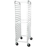 Advance Tabco PR20-3W 20 Pan End Load Bun / Sheet Pan Rack - Assembled