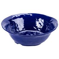 GET ML-134-CB New Yorker 16 inch Round Bowl - Cobalt Blue