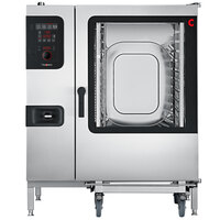 Cleveland Convotherm C4ED12.20GB Full Size Roll-In Gas Combi Oven with easyDial Controls - 211,200 BTU