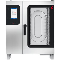 Cleveland Convotherm C4ET10.10ES Half Size Boilerless Electric Combi Oven with easyTouch Controls - 19.3 kW
