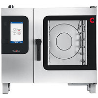 Cleveland Convotherm C4ET6.10GS Half Size Boilerless Gas Combi Oven with easyTouch Controls - 37,500 BTU