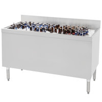 Advance Tabco CRBB-60 Stainless Steel Beer Box - 60 inch x 24 inch