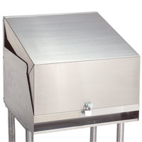Advance Tabco LC-1812 Stainless Steel Liquor Display Rack Cover