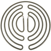 Carnival King PCMELEM Replacement Heating Element for Crepe Makers - 120V, 1750W