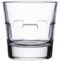 Libbey 15959 Optiva 5 oz. Stackable Rocks Glass - 12 / Case