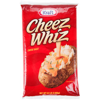 Kraft CHEEZ WHIZ Cheese Sauce - 6.5 lb. Bag