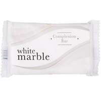 Dial White Marble BasiCase Complexion Soap 0.75 oz. - 1000/Case
