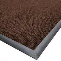 Cactus Mat 1410M-T46 Ultra-Berber 4' x 6' Autumn Anti-Fatigue Carpet Mat - 1/2 inch Thick