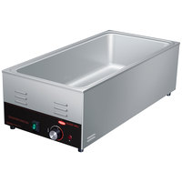 Hatco HW-43 4/3 Size Countertop Food Warmer - 120V, 1200W