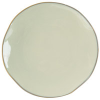 Tuxton GAS-008 TuxTrendz Artisan Sagebrush 11 5/8 inch China Plate - 12/Case