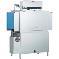 Noble Warewashing 44 Conveyor Low Temperature Dishwasher - Left to Right