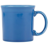 Homer Laughlin 570337 Fiesta Lapis 12 oz. Java Mug - 12/Case