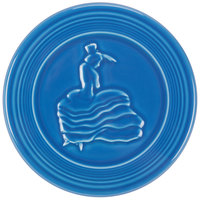 Homer Laughlin 443337 Fiesta Lapis 6 inch Trivet - 6/Case