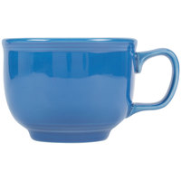 Homer Laughlin 149337 Fiesta Lapis 18 oz. Jumbo Cup - 12/Case