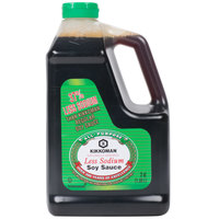 Kikkoman .5 Gallon Naturally Brewed Less Sodium Soy Sauce