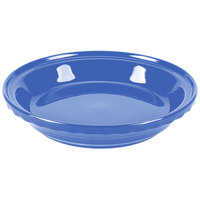 Homer Laughlin 487337 Fiesta Lapis 10 1/4 inch Deep Dish Pie Baker - 4 / Case