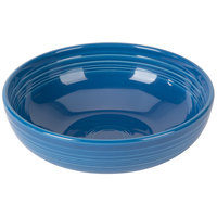 Homer Laughlin 1459337 Fiesta Lapis 68 oz. Large Bistro Bowl   - 4/Case