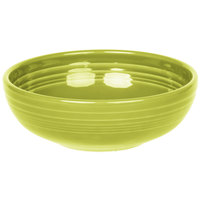 Homer Laughlin 1458332 Fiesta Lemongrass 38 oz. Medium Bistro Bowl   - 6/Case