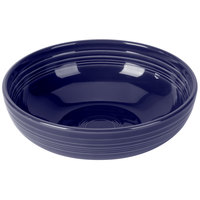 Homer Laughlin 1459105 Fiesta Cobalt Blue 68 oz. Large Bistro Bowl   - 4/Case