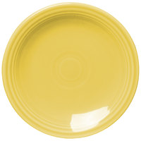Homer Laughlin 463320 Fiesta Sunflower 6 1/8 inch Round Bread and Butter Plate - 12/Case