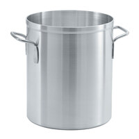 Vollrath 67520 Wear-Ever 20 Qt. Classic Aluminum Stock Pot