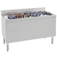 Advance Tabco PRBB-60 Prestige Series Stainless Steel Beer Box - 60 inch x 25 inch