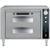 Waring WPO700 Double Deck Countertop Pizza Oven - 240V