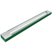 Hatco NLL-36 36 inch Green Narrow LED Display Light - 10W