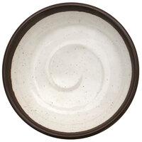 Elite Global Solutions M31 Zen 2 oz. Beige / Brown Round Sauce Cup