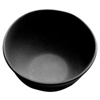 Elite Global Solutions ECO4515 Greenovations 8 oz. Black Round Bowl