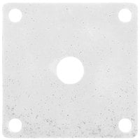 GET ML-222-W White Melamine False Bottom for ML-148 Square Crocks