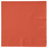 Creative Converting 573121B Brick 3-Ply Beverage Napkin - 500 / Case