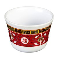Longevity 5 oz. Melamine Tea Cup - 12/Case