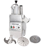 Robot Coupe R602VC Continuous Feed Commercial Food Processor - 3 hp