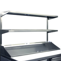 Continental Refrigerator DOS48 48 inch x 16 inch Double Overshelf