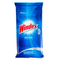 Diversey Windex CB702325 Single Use Multi Surface Glass Wipes