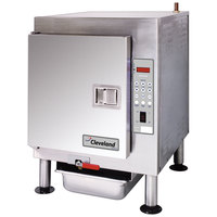 Cleveland 1SCE SteamCub Plus 5 Pan Electric Countertop Steamer - 240V, 1 Phase, 12 kW