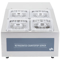 Star RCR4 Refrigerated Countertop Condiment Server